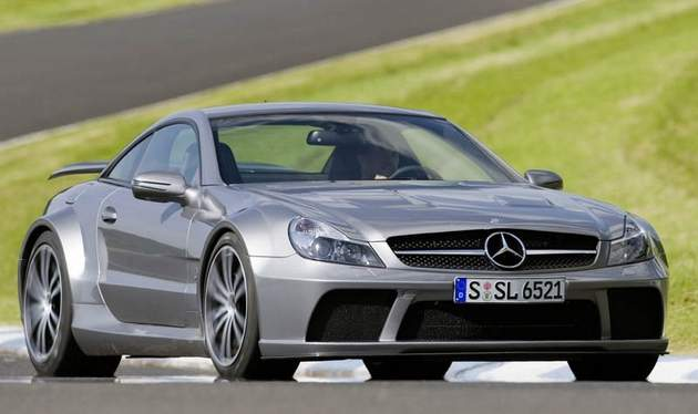 mercedes benz amg. The AMG or Mercedes production